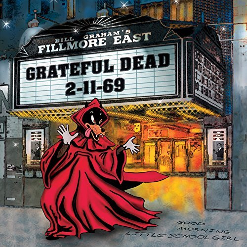 Grateful Dead Fillmore East 2 11 69