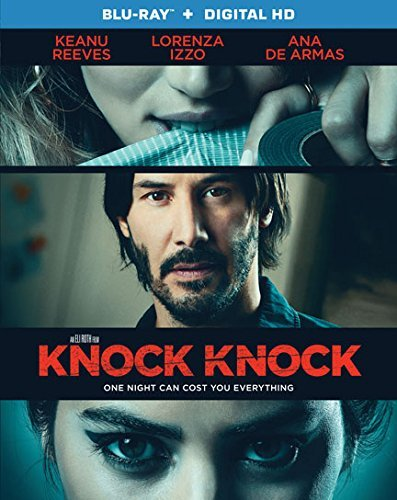 Knock Knock Reeves Izzo Blu Ray Dc R