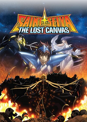 Saint Seiya Lost Canvas Comple Saint Seiya Lost Canvas Comple