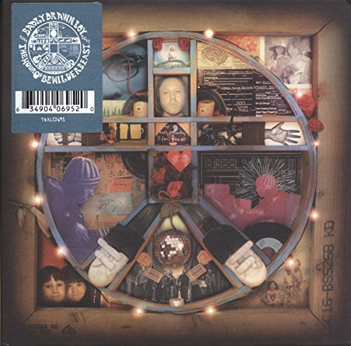 Badly Drawn Boy The Hour Of Bewilderbeast (2cd