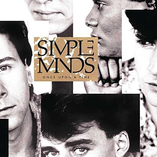 Simple Minds Once Upon A Time Import Gbr