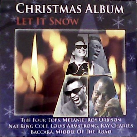 Christmas Album Let It Snow
