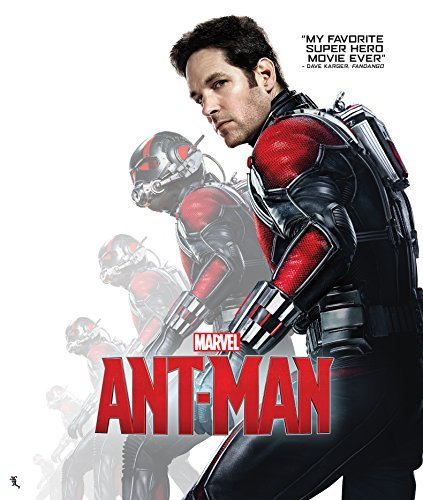 Ant Man Rudd Douglas Lilly Blu Ray Pg13