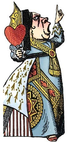 Card Queen Of Hearts