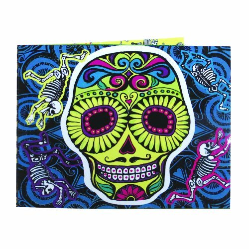 Wallets Day Of The Dead