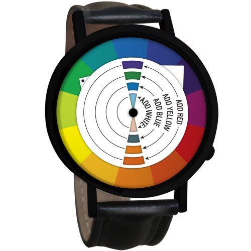 Watch Color Wheel