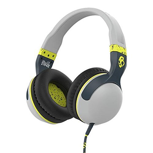 Headphones Hesh 2 Light Gray Dark Gray Hot Lime