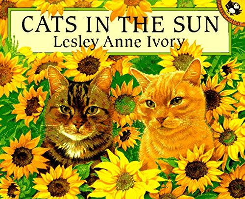 Lesley Anne Ivory Cats In The Sun A Puffin Pied Piper