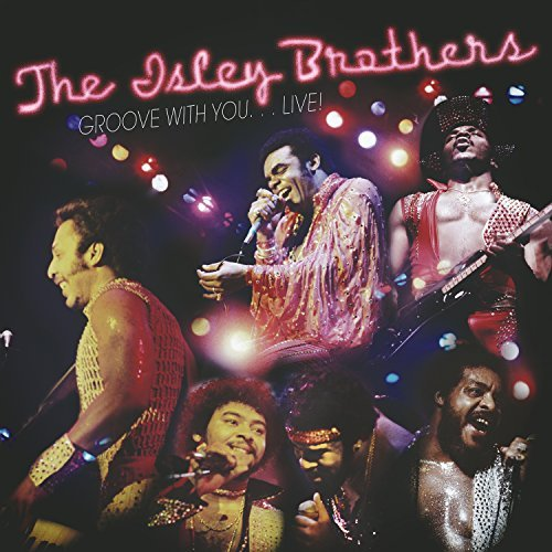 The Isley Brothers Groove With You...Live! (180g Blue & Gold Vinyl) 2 Lp Groove With You...Live! (180g Blue & Gold Vinyl)