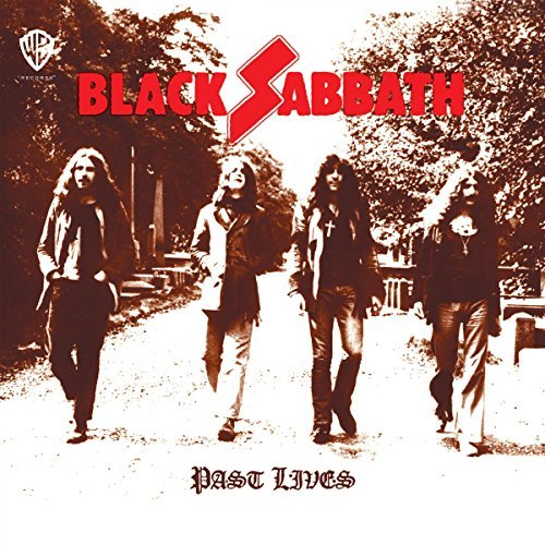 Black Sabbath Past Lives Deluxe Edition 2lp