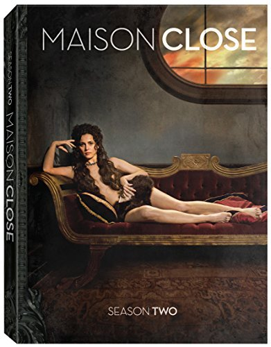Maison Close Season 2 DVD