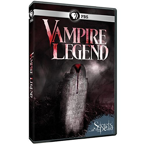 Secrets Of The Dead Vampire Legend Pbs DVD Nr