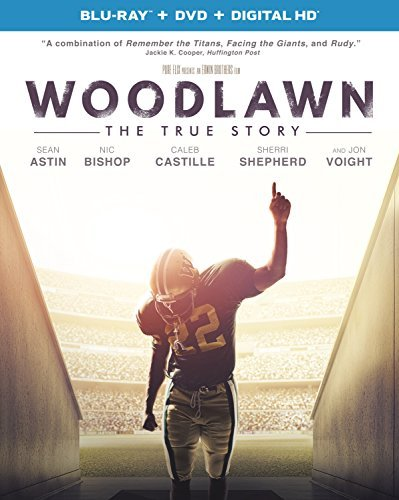 Woodlawn Castille Astin Blu Ray Pg
