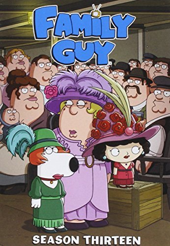 Family Guy Season 13 DVD