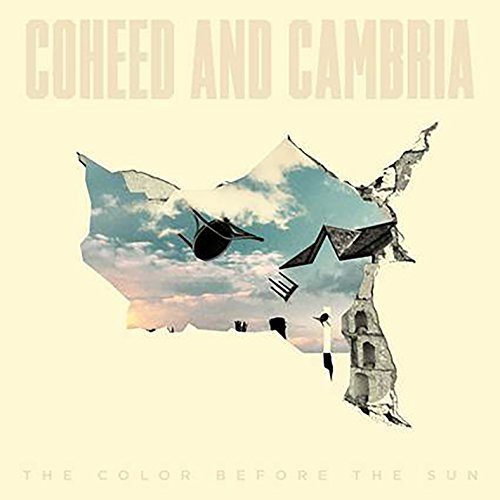 Coheed And Cambria Color Before The Sun
