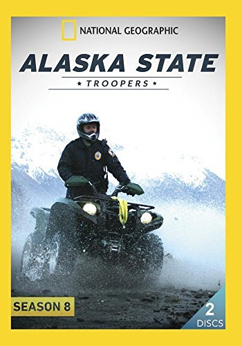 Alaska State Troopers Season 8 DVD Mod This Item Is Made On Demand Could Take 2 3 Weeks For Delivery