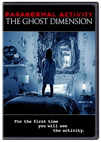Paranormal Activity The Ghost Dimension Paranormal Activity The Ghost Dimension