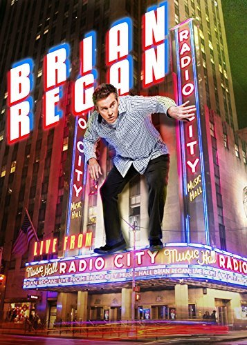 Brian Regan Live From Radio City Music Hall DVD