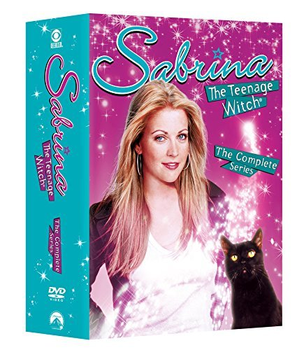 Sabrina The Teenage Witch The Complete Series DVD