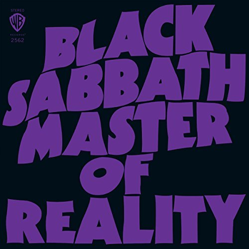 Black Sabbath Master Of Reality Deluxe Edition 2lp