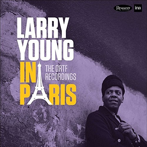 Larry Young Larry Young In Paris Ortf Rec Import Gbr 2cd