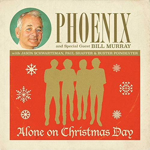 Phoenix Bill Murray Alone On Christmas Day
