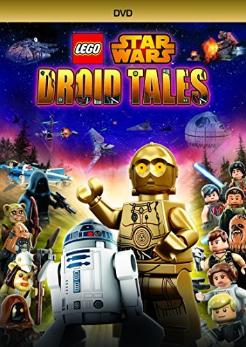 Lego Star Wars Droid Tales DVD
