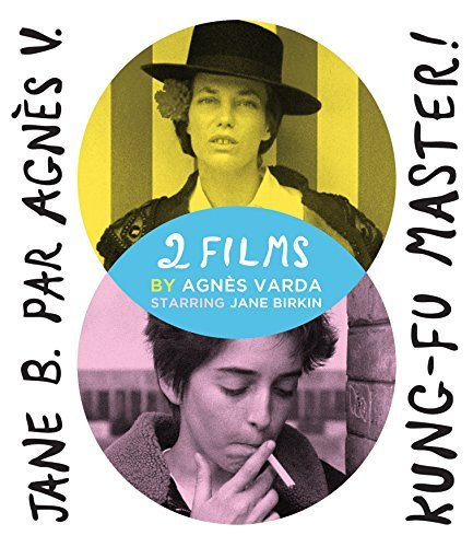 Jane B. Par Agnes V. Kung Fu Double Feature Blu Ray Nr