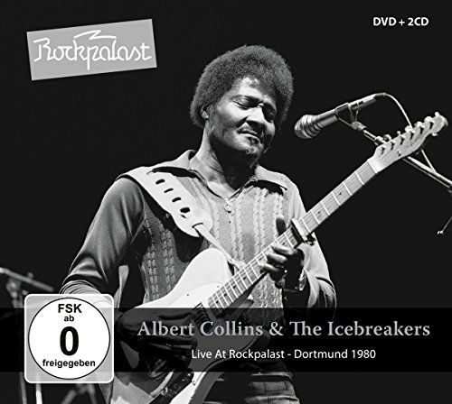 Albert & Icebreakers Collins Live At Rockpalast Incl. DVD