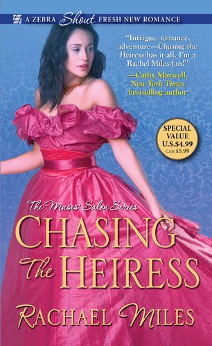 Rachael Miles Chasing The Heiress