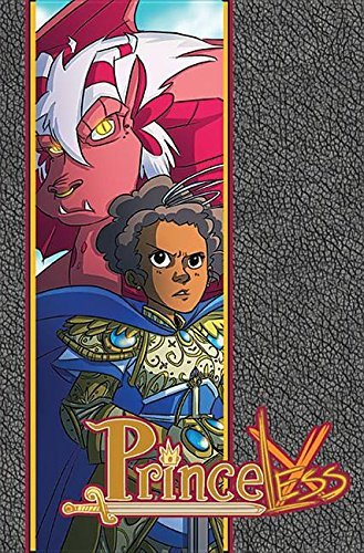 Jeremy Whitley Princeless Book 1 Deluxe