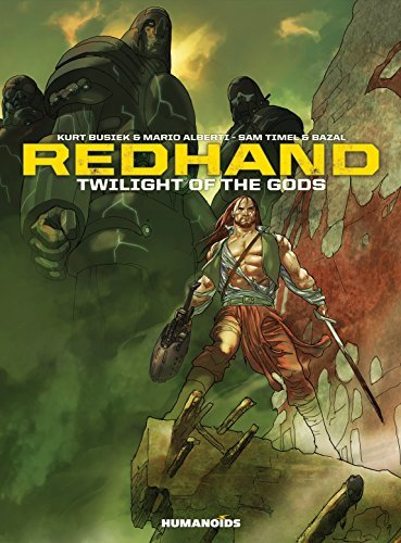 Bazal Redhand Twilight Of The Gods Oversized Deluxe Edition