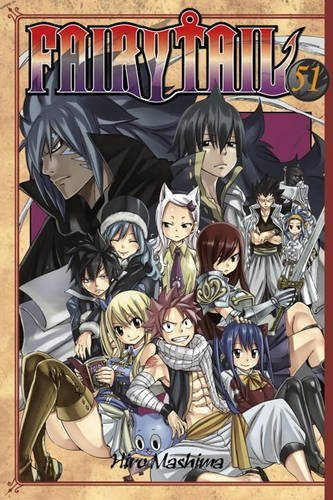 Hiro Mashima Fairy Tail 51