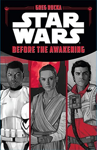 Disney Book Group Star Wars Before The Awakening