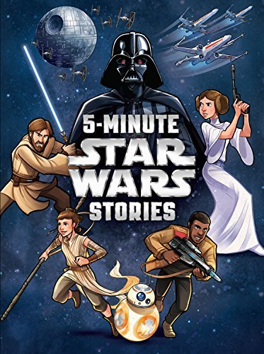 Disney Book Group Star Wars 5 Minute Star Wars Stories