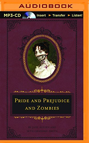 Seth Grahame Smith Pride And Prejudice And Zombies Mp3 CD