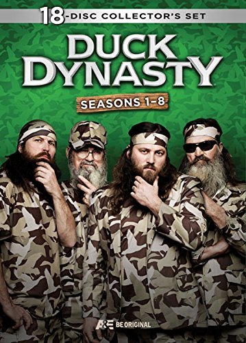 Duck Dynasty Seasons 1 8 DVD