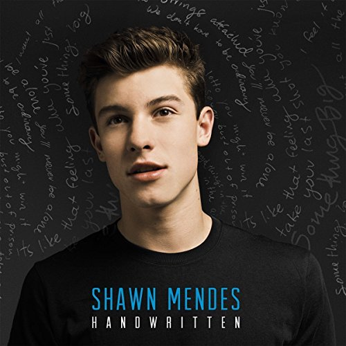 Shawn Mendes Handwritten