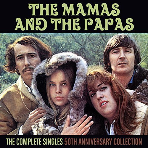 Mamas & Papas Complete Singles 50th Anniver