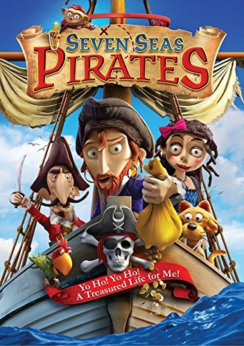 Seven Seas Pirates Seven Seas Pirates DVD Nr