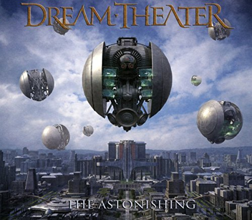 Dream Theater Astonishing 2xcd Explicit Version