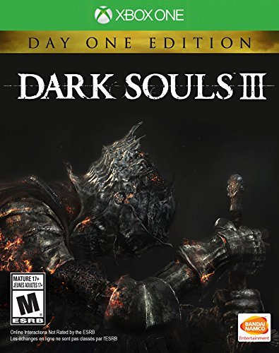 Xbox One Dark Souls Iii Day One Edition