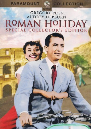 Roman Holiday (1953) Peck Hepburn Albert Power Will
