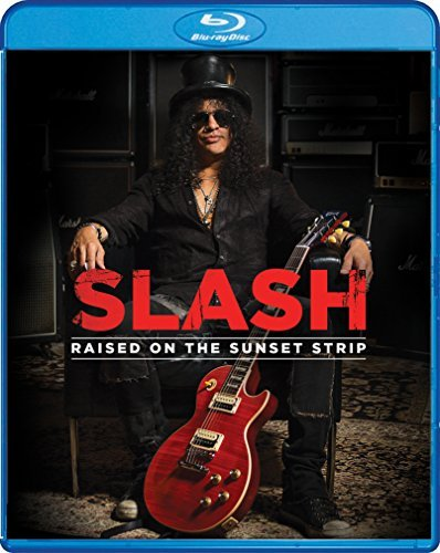 Slash Raised On The Sunset Strip Slash Blu Ray Nr