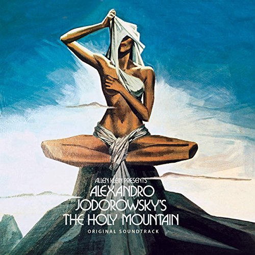 Alejandro Jodorowsky's The Holy Mountain Original Soundtrack Soundtrack (blue Vinyl)