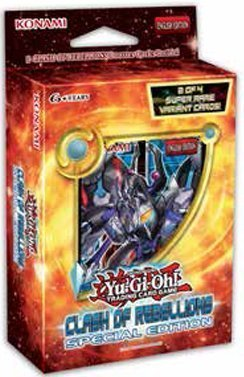 Yu Gi Oh Cards Clash Of Rebellion Special Edition