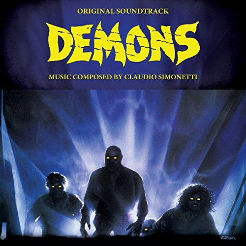 Demons Soundtrack (green Vinyl) Music By Claudio Simonetti