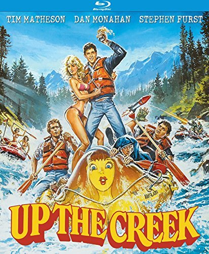 Up The Creek (1984) Matheson Monahan Helberg Blu Ray R
