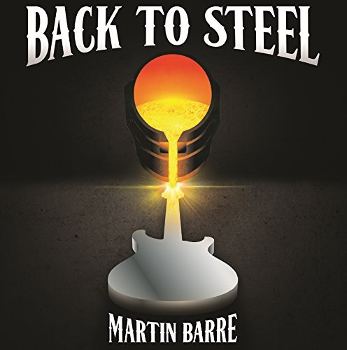 Martin Barre Back To Steel Import Esp