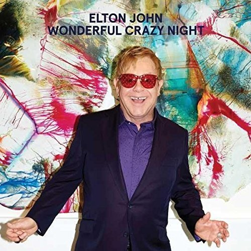 Elton John Wonderful Crazy Night Import Eu Box Set